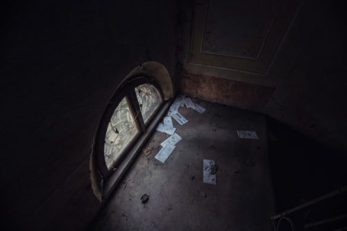 Villa del medico impazzito #22