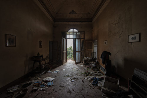 Villa del medico impazzito #24