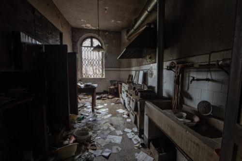 Villa del medico impazzito #25