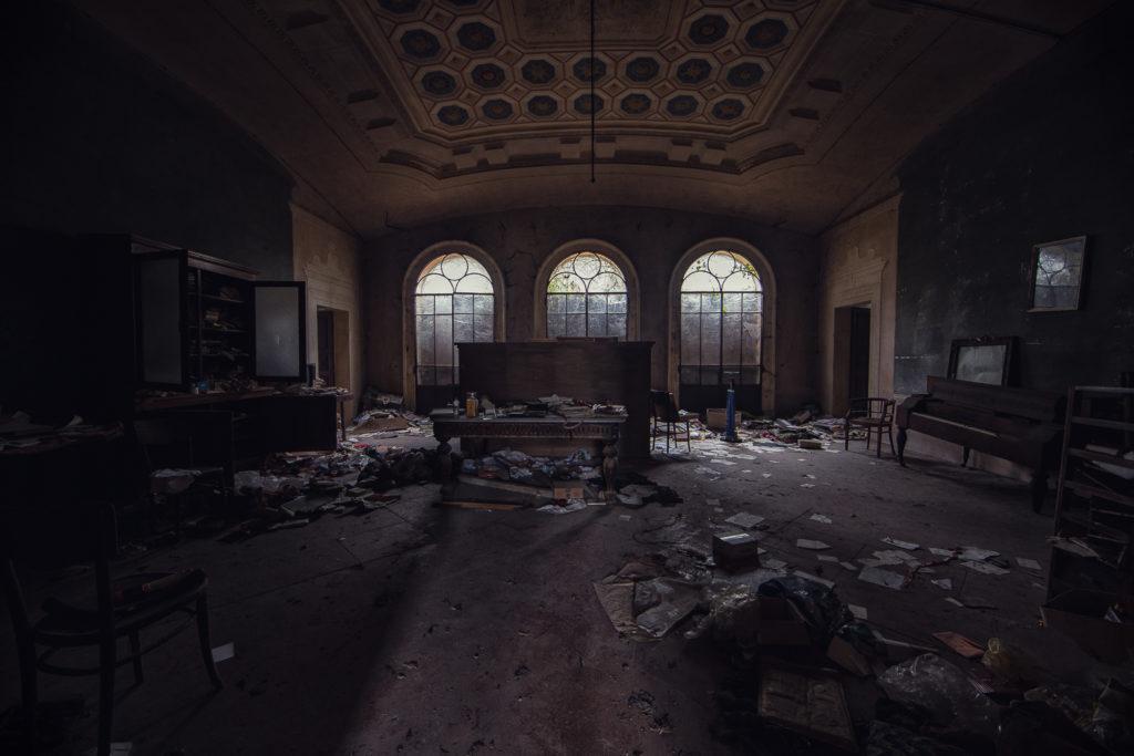 Villa del medico impazzito #28