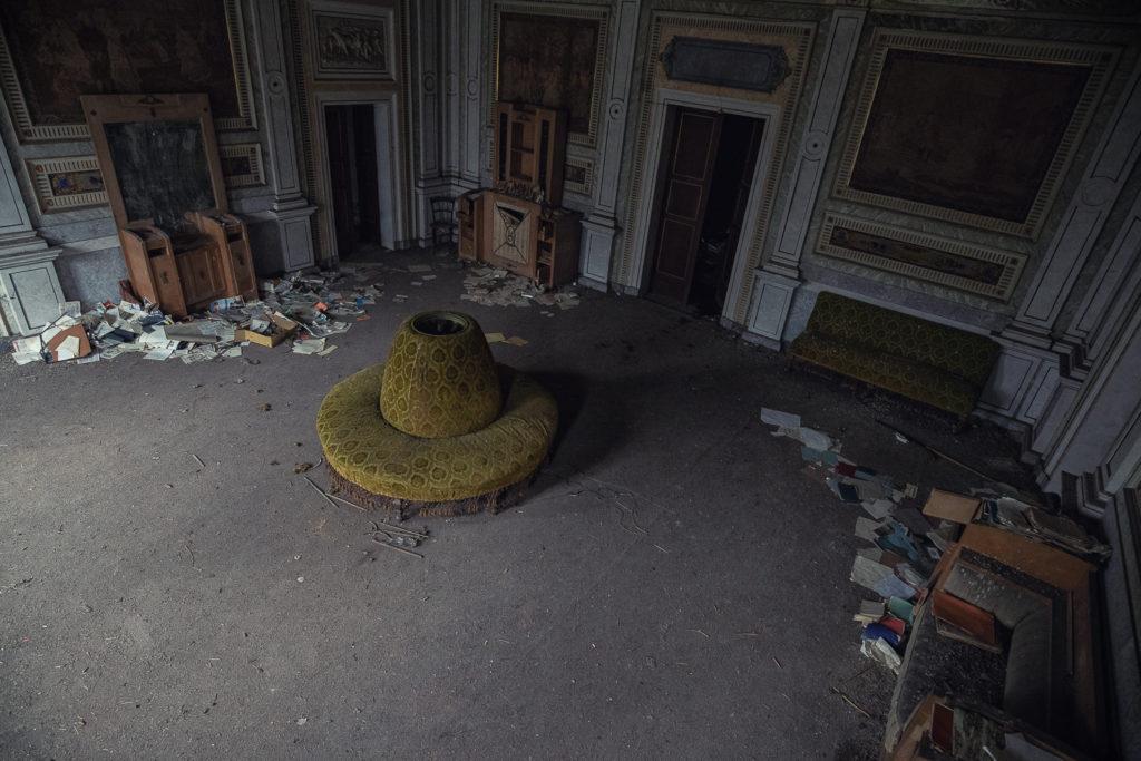 Villa del medico impazzito #34