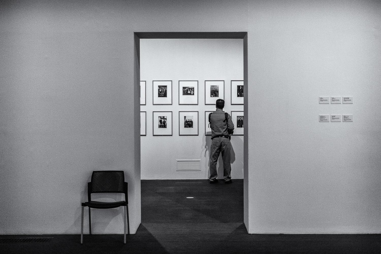Alla mostra di August Sander