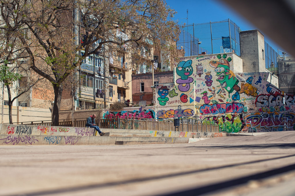 Murales in Barcellona #01