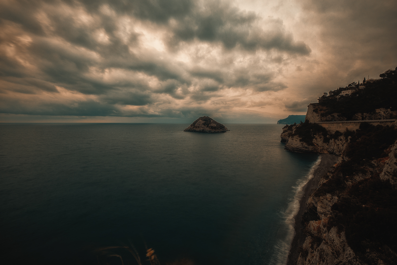 Isola di Bergeggi (sunrise) #01