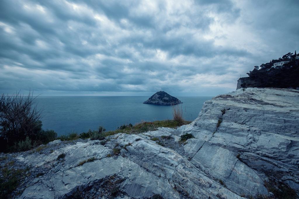 Isola di Bergeggi (sunrise) #02