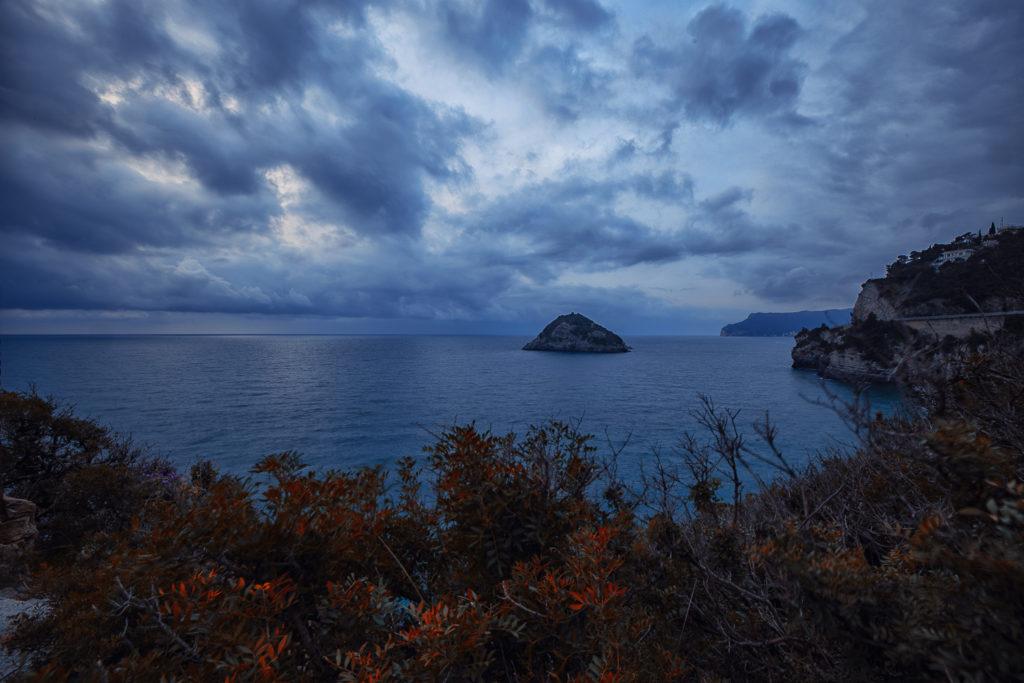 Isola di Bergeggi (sunrise) #03