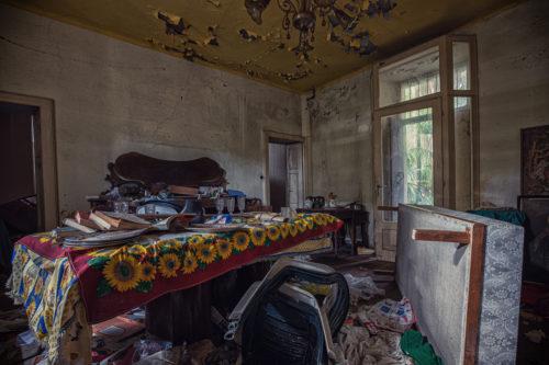 La casa della selva oscura #09