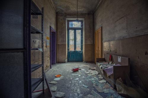 Asylum of R. /38