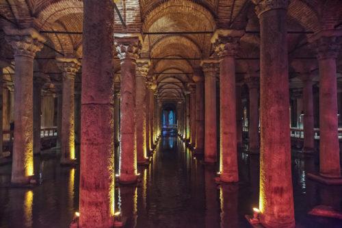 Cisterna Basilica/03