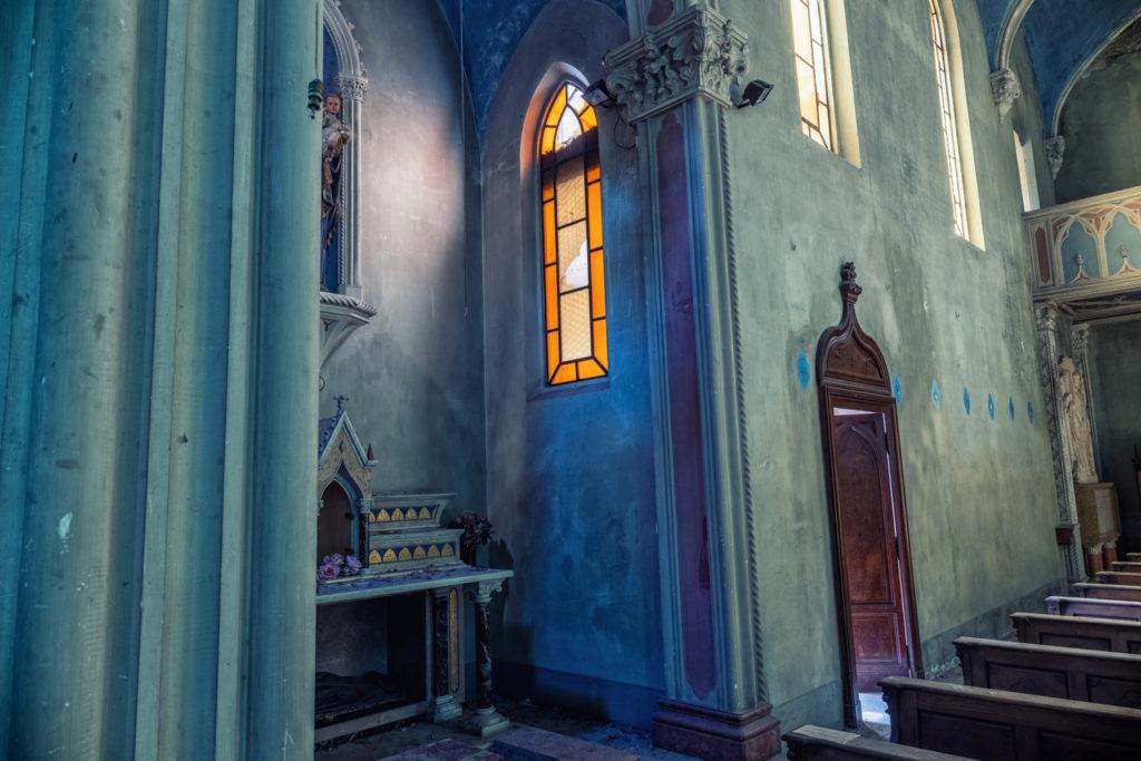 Chiesa Blu /25