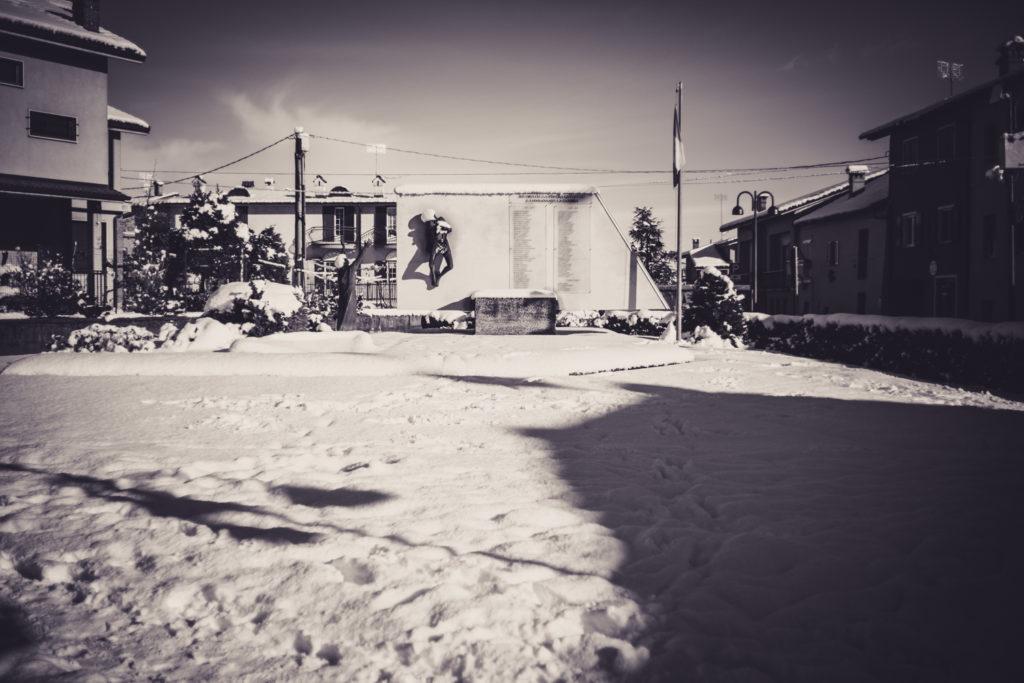 Beinette dopo la nevicata /03