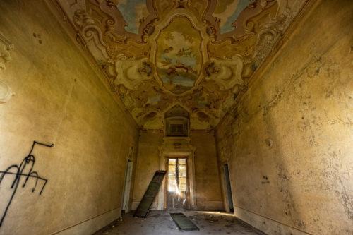 Gli affreschi di palazzo Torti /02