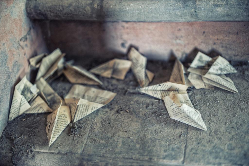 Gli affreschi di palazzo Torti /09