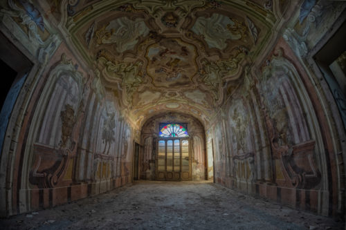 Gli affreschi di palazzo Torti /12