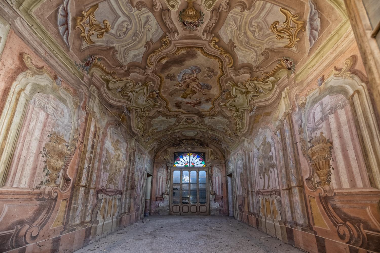 Gli affreschi di palazzo Torti /13