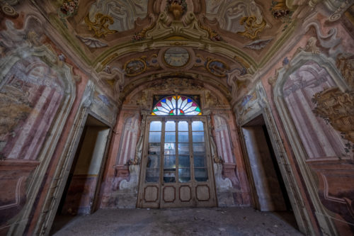 Gli affreschi di palazzo Torti /14