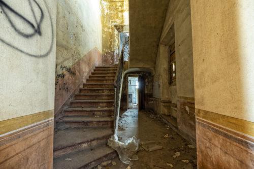 Gli affreschi di palazzo Torti /15