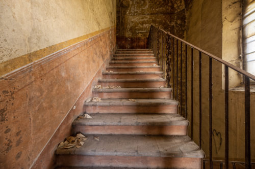 Gli affreschi di palazzo Torti /16