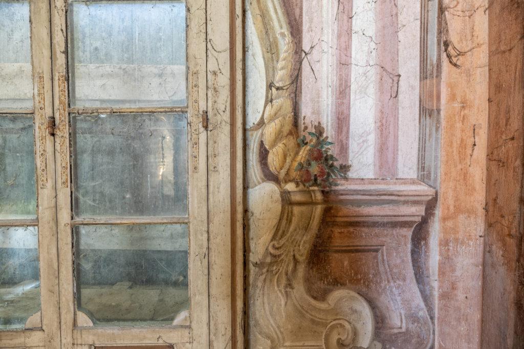Gli affreschi di palazzo Torti /18