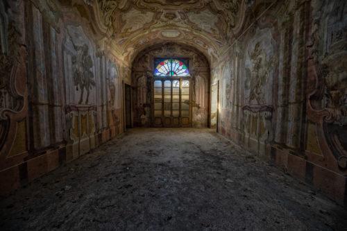 Gli affreschi di palazzo Torti /19