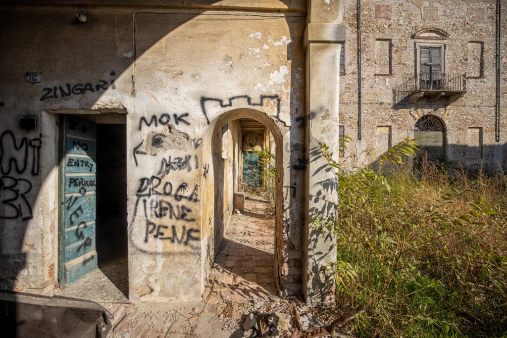 Gli affreschi di palazzo Torti /26